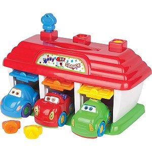 Brinquedo Para Bebê Baby Garage Big Star