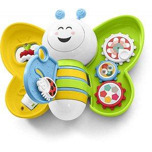 Brinquedo Para Bebê Baby Leta Menino Tateti