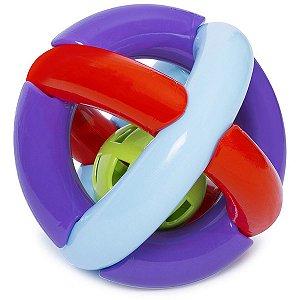 Brinquedo Para Bebê Bola Maluquinha Merco Toys