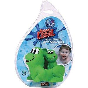 Brinquedo Para Bebê Sapa Mae Pais E Filhos