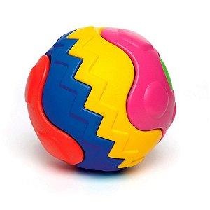 Brinquedo Para Montar Bola Encaixa Estrela