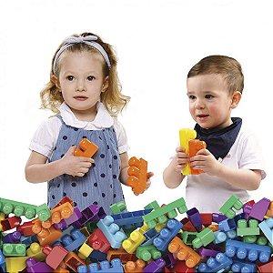 Brinquedo Para Montar Mais Blocos Dismat