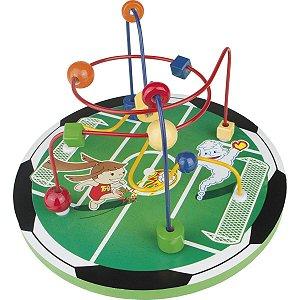 Brinquedo Pedagógico Aramado Futebol Carlu