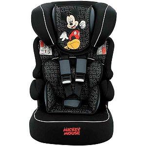 Cadeira De Segurança P/ Carro Beline Mickey Vite 9 A 36Kg. Nania