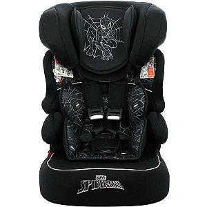 Cadeira De Segurança P/ Carro Beline Spider-Man 9 A 36Kg. Nania