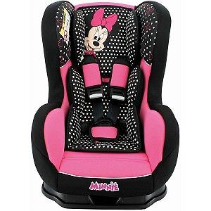 Cadeira De Segurança P/ Carro Minnie Mouse Classique Cosmo Nania