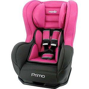 Cadeira De Segurança P/ Carro Primo Luxe Framboise 0 A 25Kg Nania
