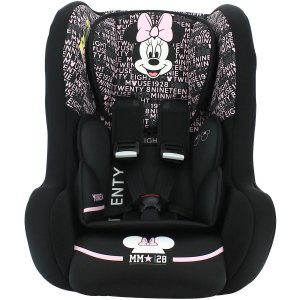 Cadeira De Segurança P/ Carro Trio Luxe Minnie Mouse Typo Nania