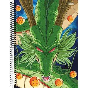 Caderno 10X1 Capa Dura 2021 Dragon Ball Super 160F São Domingos