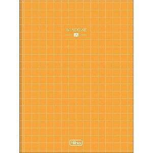 Caderno Brochurao Capa Dura Academie Feminino 80Fls. Tilibra