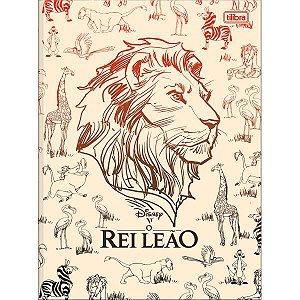 Caderno Brochurao Capa Dura O Rei Leao Movie 80Fls. Tilibra