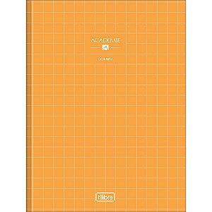 Caderno Caligrafia Capa Dura Academie  40F Univ.broch.vert Tilibra