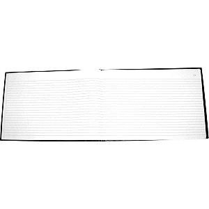 Caderno Folhas Numeradas C.d. Ofício 100 Folhas Horizontal Tamoio