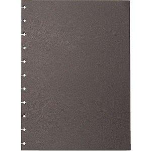 Caderno Inteligente Refil Grande Black 180G. 10Fls. Caderno Inteligente