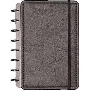 Caderno Inteligente A5 Black Ecologico 80Fls. Caderno Inteligente