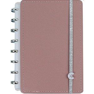 Caderno Inteligente A5 Chic Nude 80Fls. Caderno Inteligente