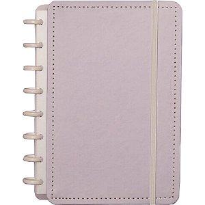 Caderno Inteligente A5 Lilas Pastel 80Fls. Caderno Inteligente