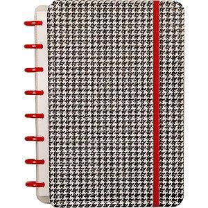 Caderno Inteligente A5 Principe De Gales 80Fls. Caderno Inteligente