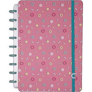 Caderno Inteligente Grande Lolly 80Fls. Caderno Inteligente