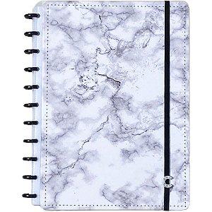 Caderno Inteligente Medio Bianco 80Fls. Caderno Inteligente