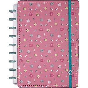 Caderno Inteligente Medio Lolly 80Fls. Caderno Inteligente