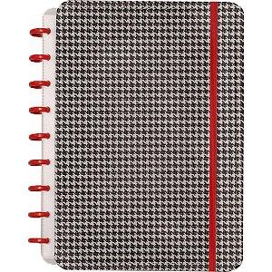 Caderno Inteligente Medio Principe De Gales 80Fls. Caderno Inteligente