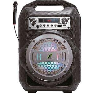 Caixa Amplificada Bluetooth/5.25/30W Rms C/micro Flex
