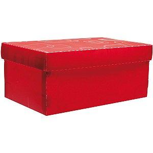 Caixa Organizadora Top Fine Sapato 28X17X12Cm.vm Dello