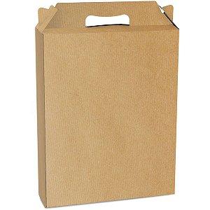 Caixa Para Presente Ret Vert.kraft M18X7,5X18Malet Cromus