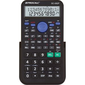 Calculadora Cientifica 240Funcoes Sc82P Procalc
