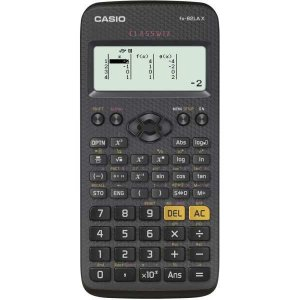 Calculadora Cientifica Fx-82Lax 274Funcoes Preta Casio