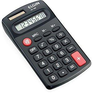 Calculadora De Bolso Cb1485 C/visor 8 Digitos Sl/ba Elgin