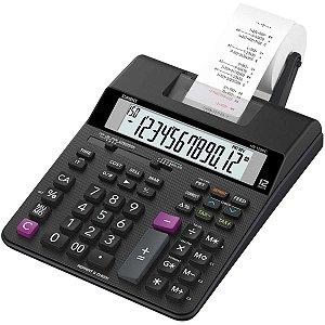 Calculadora De Impressao 12 Dig. Reimpressao 2Cores Biv Casio