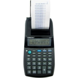 Calculadora De Impressao 12Dig.bob.57Mm.bivolt Lip 18T Procalc