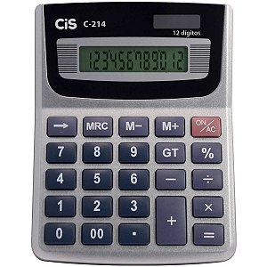 Calculadora De Mesa 12Dig.mod.calck C-214 Sertic