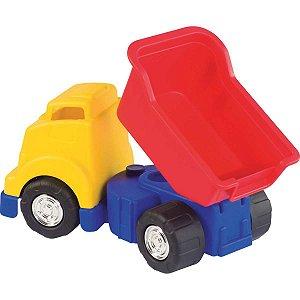 Caminhao Mercotruck Caçamba Merco Toys