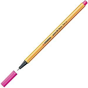 Caneta Stabilo 88/56 Point Rosa Neon Sertic