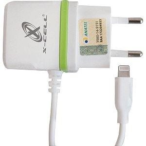 Carregador Celular De Parede Ultra Rapido Light 8P 2.5A C/1 Flex