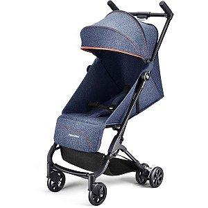 Carrinho De Bebê Fisher Price Nano 0-15Kg Jeans Multikids