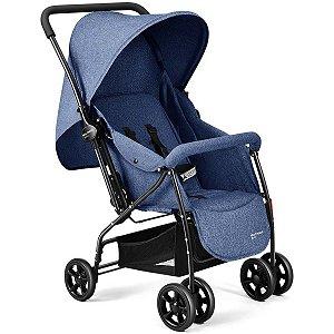 Carrinho De Bebê Max 0-15Kg Jeans Multikids