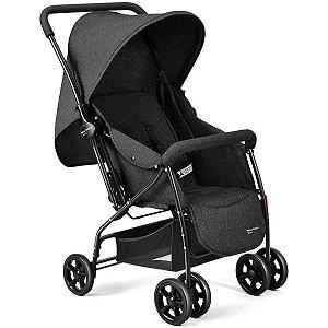 Carrinho De Bebê Max 0-15Kg. Preto Multikids