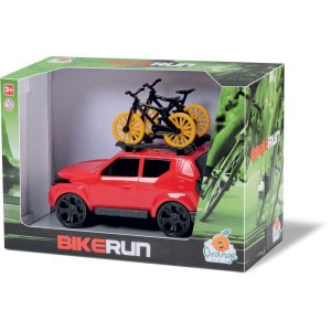 Carrinho Bike Run City Cores Sortidas Orange Toys