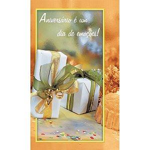Cartão De Aniversário Kit-21N Grupo 2 14Mod. 221/234 Cristina