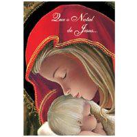 Cartão De Natal Kit-235 63Mod.m452/514 C/dp. Cristina