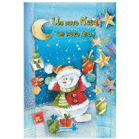 Cartão De Natal Kit-251 54Mod.2501/2554 C/env Cristina