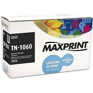Cartucho De Toner Comp.brother Tn1060 Preto Maxprint
