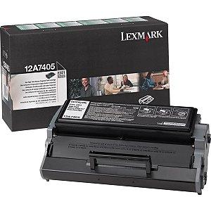 Cartucho De Toner Orig.lexmark 12A7405 Preto E321/e323 Lexmark