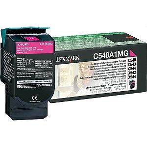 Cartucho De Toner Orig.lexmark C540A1Mg Magenta C540/c543/544 Lexmark