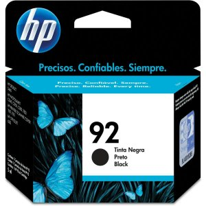 Cartucho Original Hp 92 Preto Inkjet Hp
