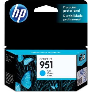 Cartucho Original Hp 951 Ciano Officejet Hp